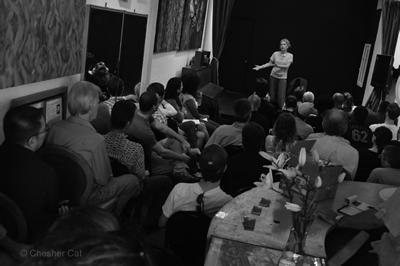 max adams at neon venus art theatre july 2010