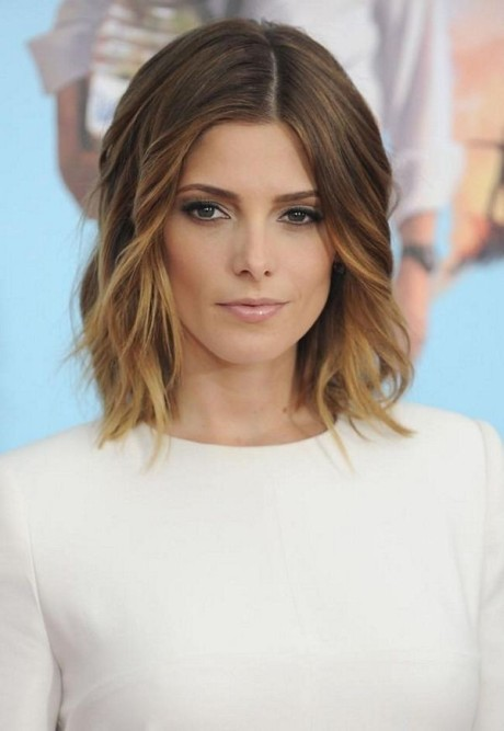 I really like this, it's pretty close to my old hair cut, but much longer and you can style it a lot of ways.  I love the choppy ends too.