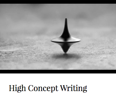 High Concept Writing, an online screenwriting class taught by screenwriter Max Adams